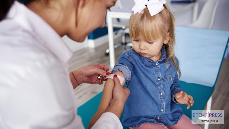 В Каменске-Уральском возобновляется вакцинация детей