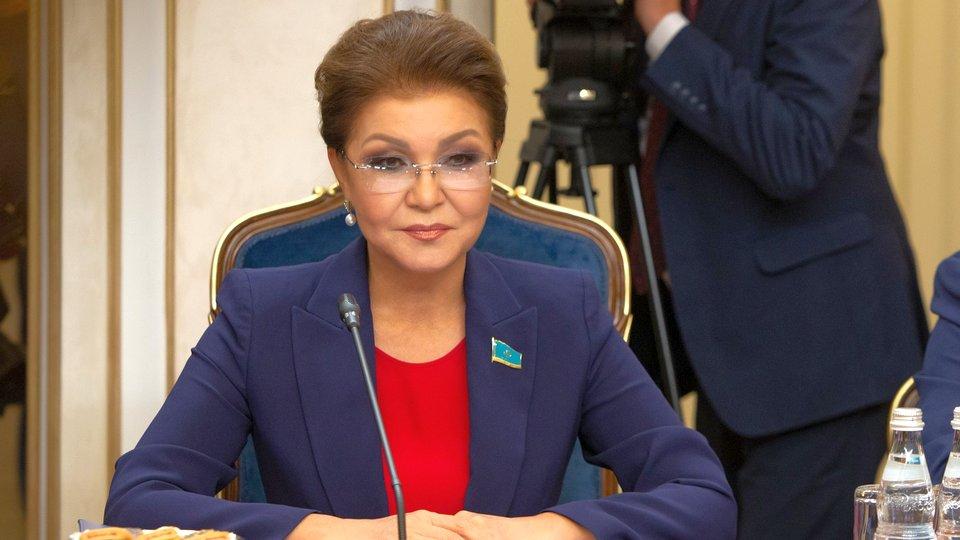Дочь Назарбаева прокомментировала смерть сына