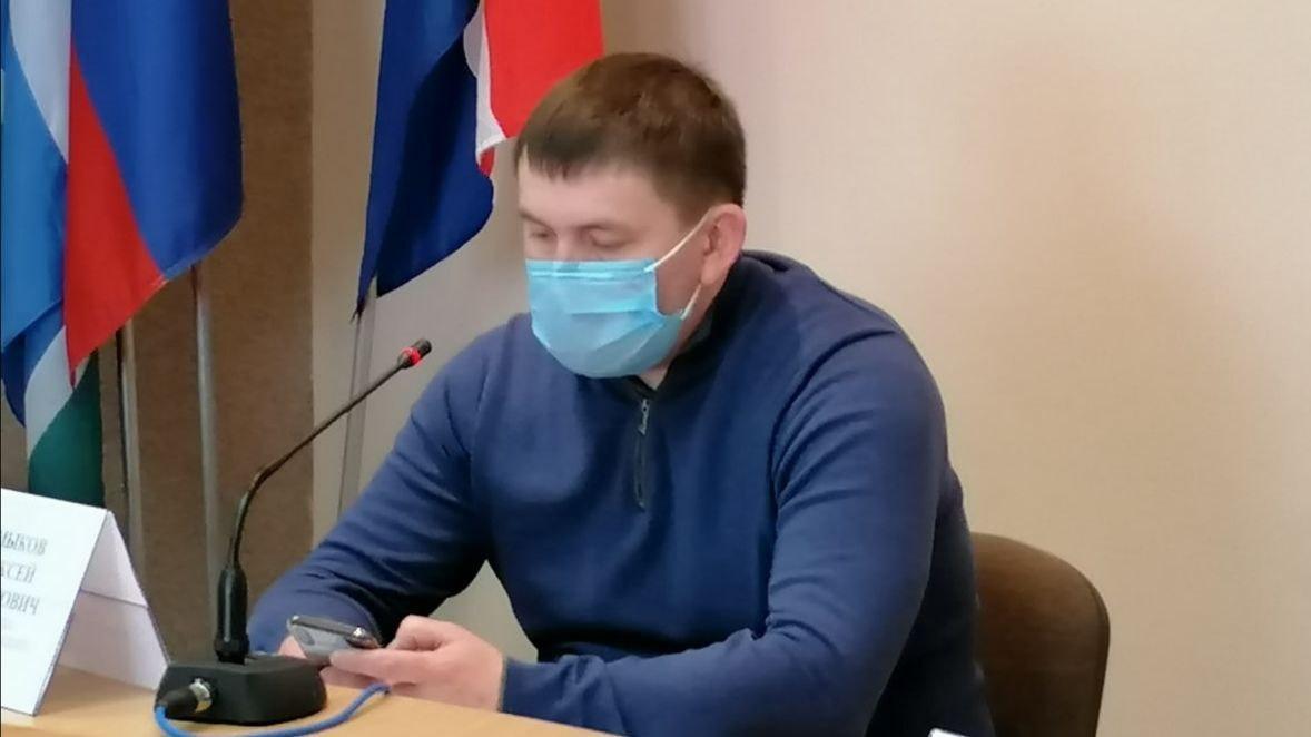 Вице-губернатор региона Алексей Шмыков посетил Каменск-Уральский
