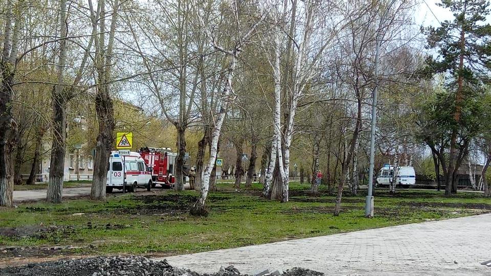 Жительница Каменска-Уральского обнаружила у себя на участке снаряд времён ВОВ