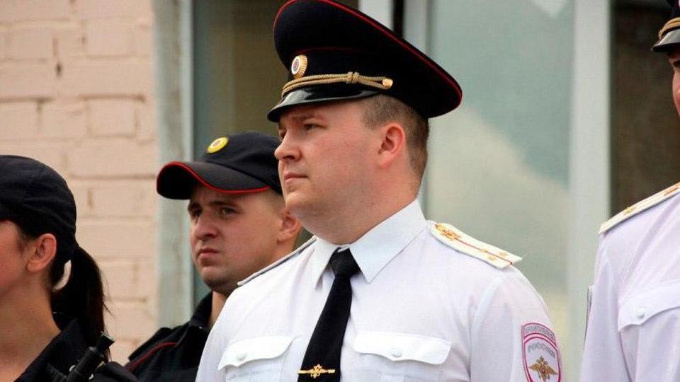 Сын короля шансона стал капитаном полиции