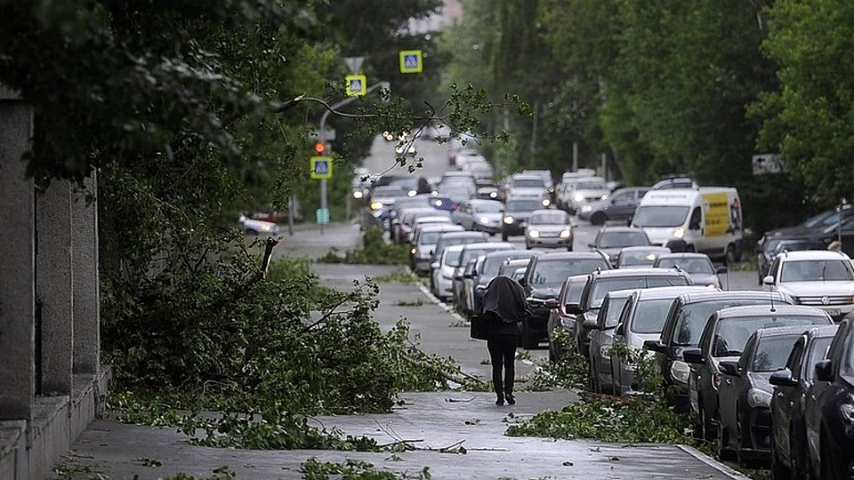Ураган в Свердловской области: погибли четыре человека