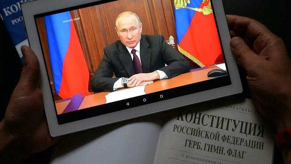 В Кремле готовят новое обращение Путина к россиянам