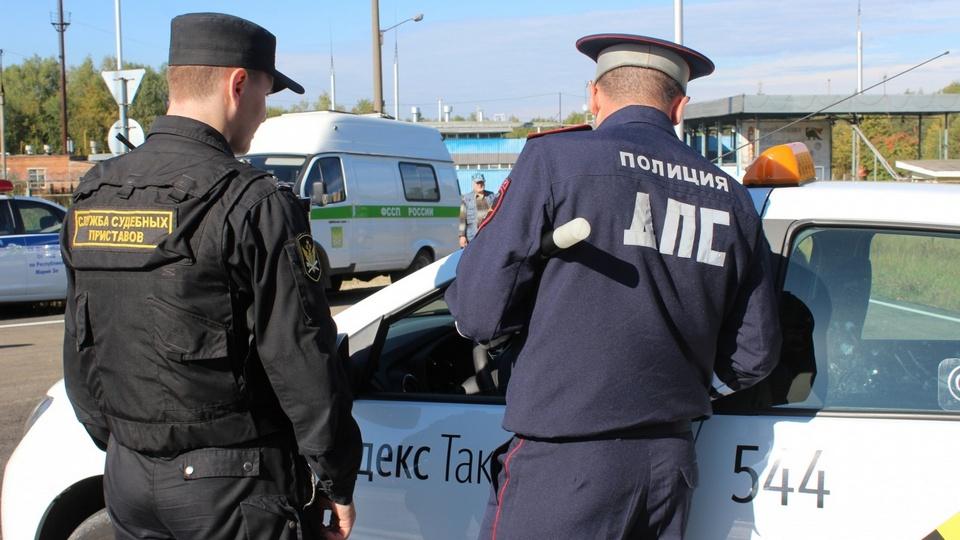 В Свердловской области на следующей неделе сотрудники полиции будут выявлять должников по штрафам