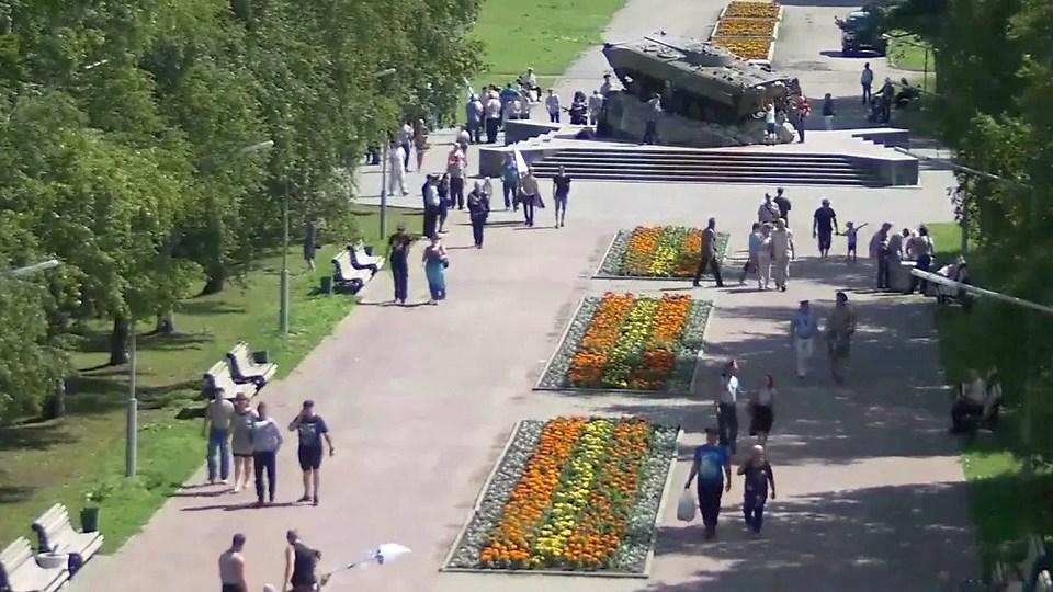 Памятник воинам и труженикам тыла откроют в Каменске-Уральском на Аллее славы