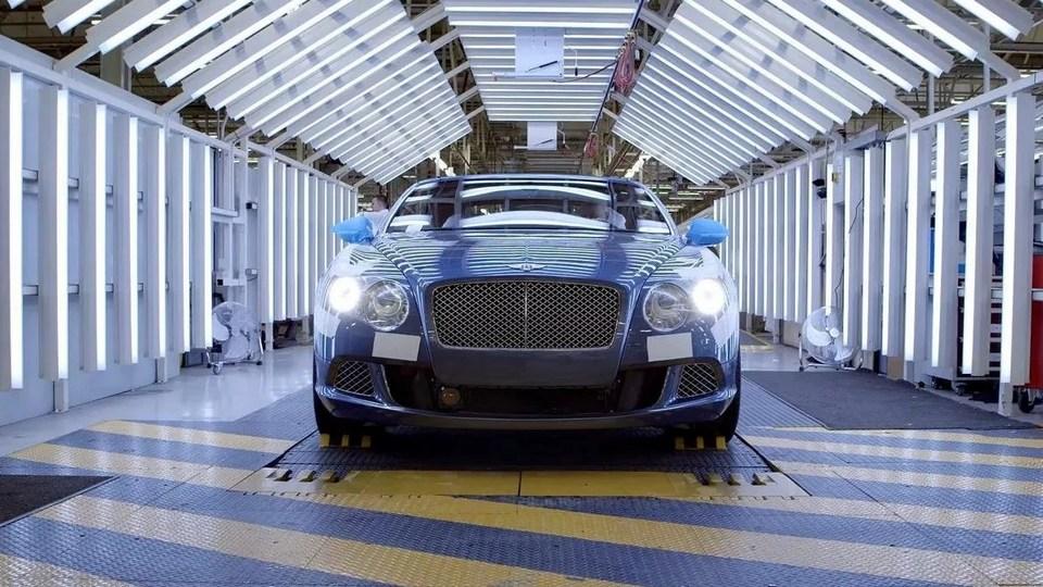 Bentley сократит четверть работников из-за кризиса