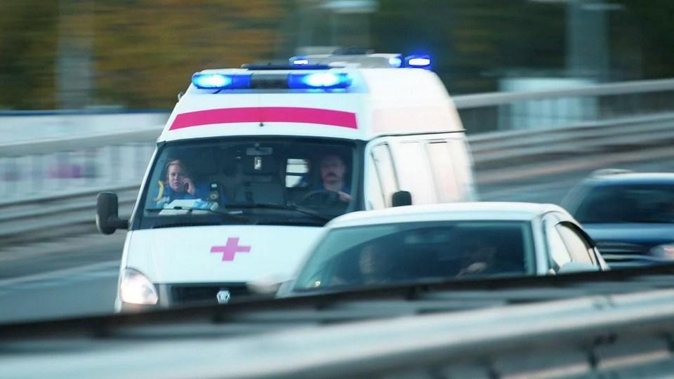 ДТП в ХМАО: пострадали семь человек из Челябинской области