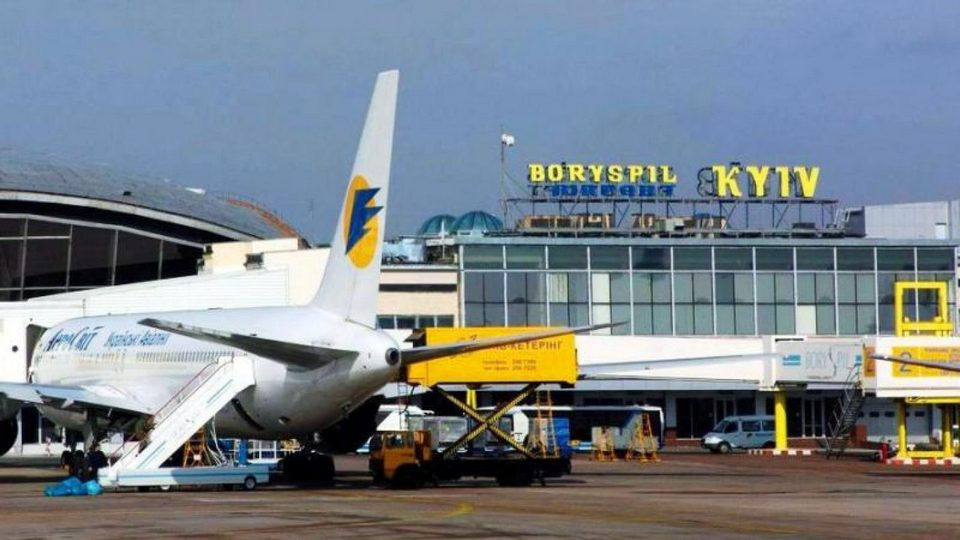 Украина открывает внутреннее и международное авиасообщение с 15 июня