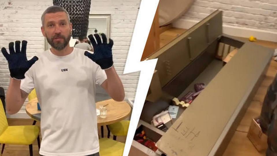 Грабителей дома лидера Uma2rman Владимира Кристовского задержали в Подмосковье