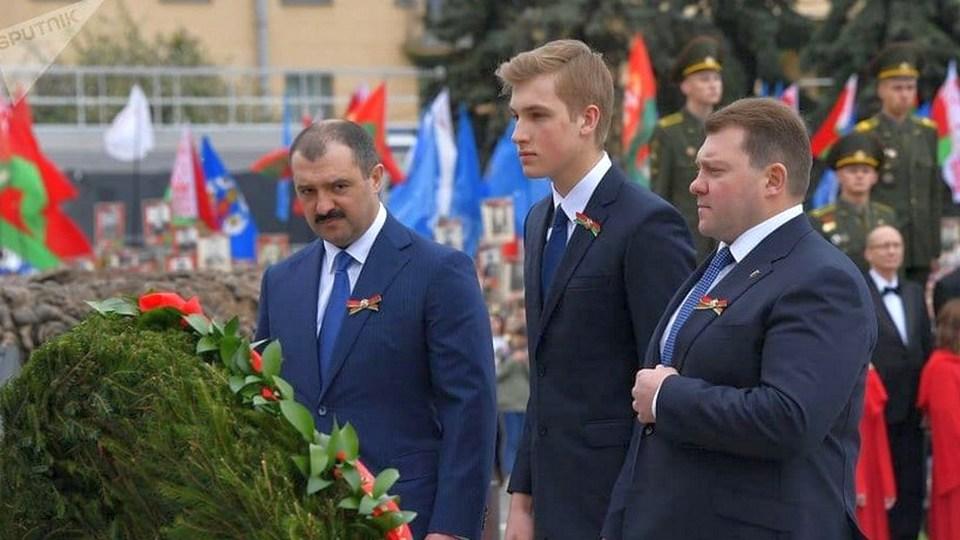 СМИ: Николай Лукашенко забрал документы из лицея БГУ и будет учиться в Москве