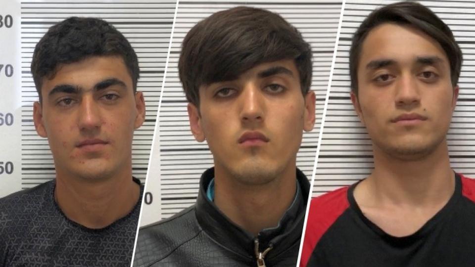 В Екатеринбурге задержана банда мигрантов, грабивших людей по ночам