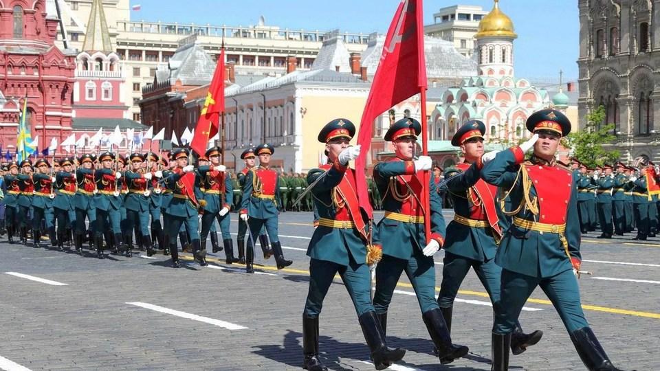 Парады Победы в России пройдут в 28 городах