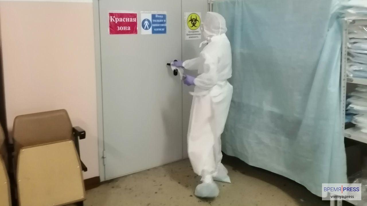 Коронавирус в Каменске-Уральском: статистика на 19 марта