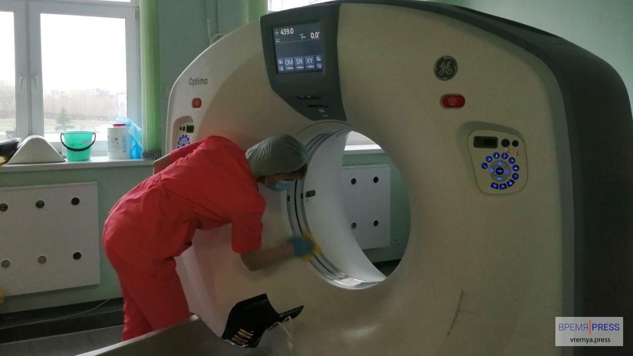 Новый компьютерный томограф появится в городской больнице