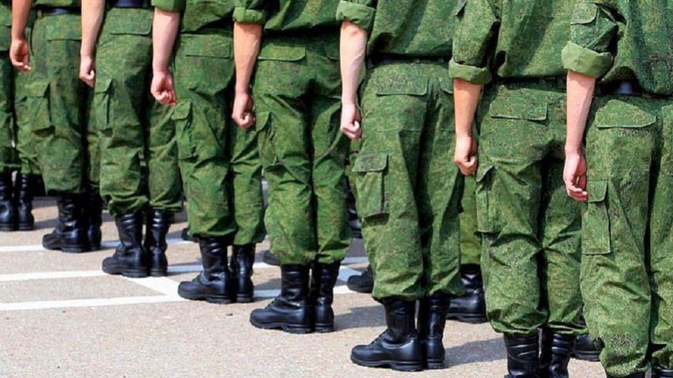 Весенний военный призыв стартовал в Каменске-Уральском