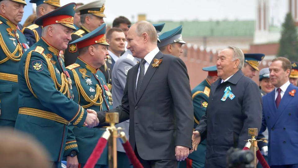 Путин даст прием для глав государств, прибывших в Москву на парад Победы
