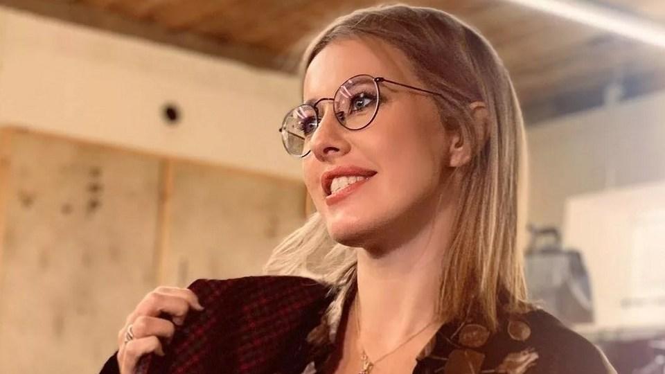 Ксения Собчак сломала нос и получила сотрясение мозга