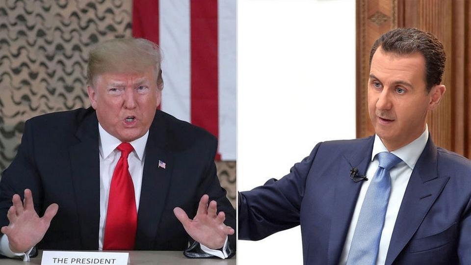 США готовят новые санкции против Сирии, которые могут коснуться России и Ирана