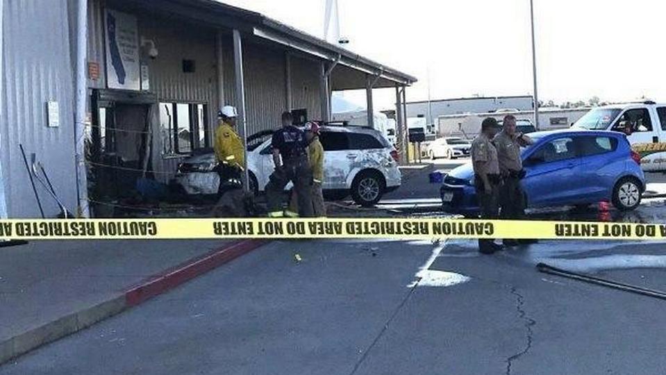 Стрельба в Калифорнии: погибли два человека