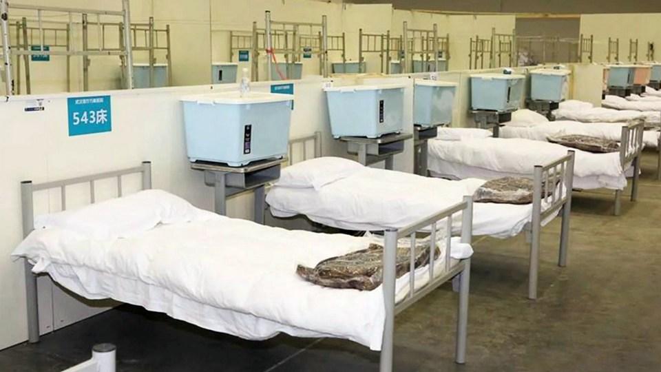 В Ухане выписали из больниц последних пациентов с COVID-19