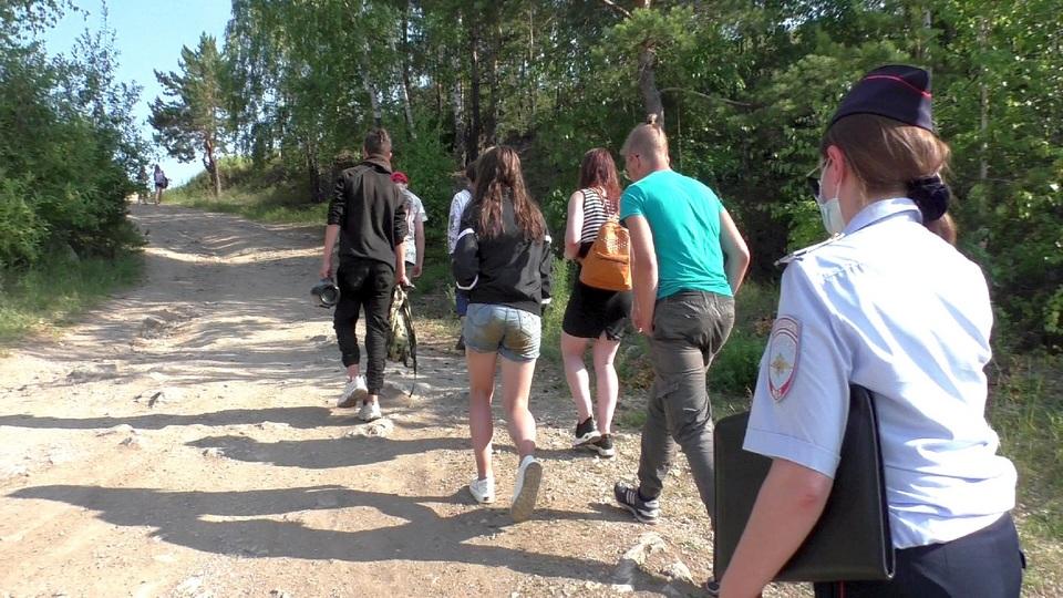 Полиция Каменска–Уральского проводит рейды по водоемам города
