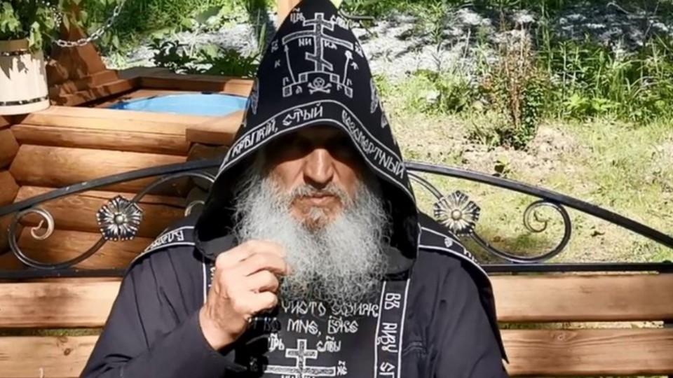 Опальный схиигумен Сергий считает, что Среднеуральский монастырь не принадлежит РПЦ