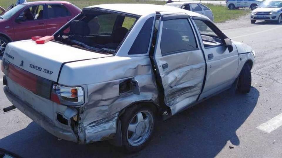 Два человека пострадали в ДТП под Каменском-Уральским