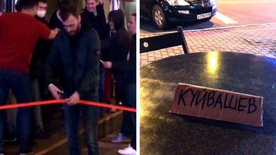 В Екатеринбурге открылись летние веранды кафе