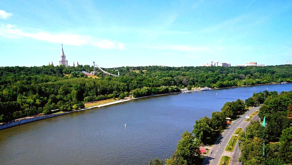 В Москве-реке найдены тела нескольких мёртвых младенцев