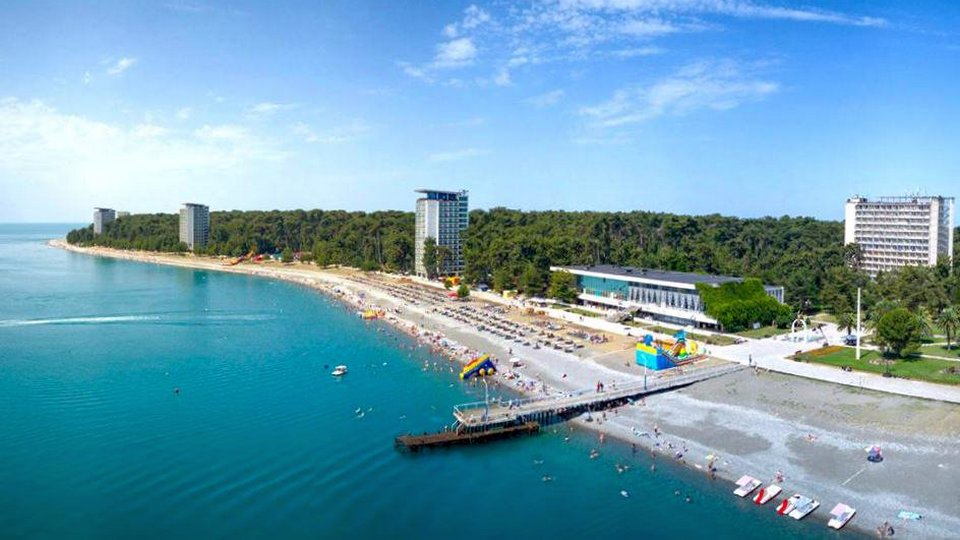 Абхазия готова принять туристов из России с 15 июля