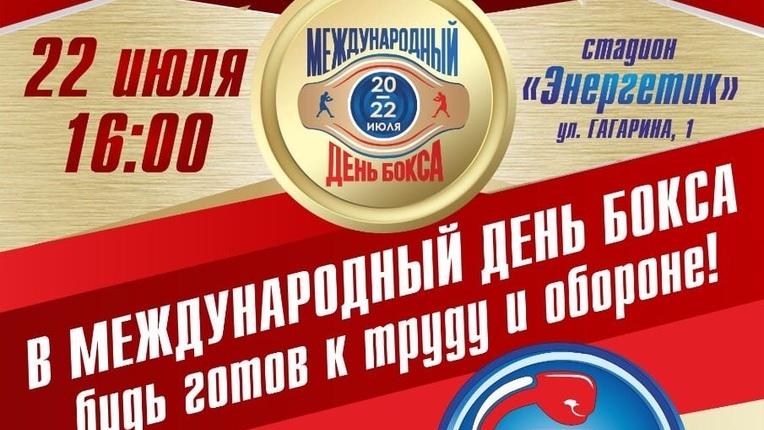 Сдача норм ГТО пройдет в Каменске-Уральском в международный день бокса