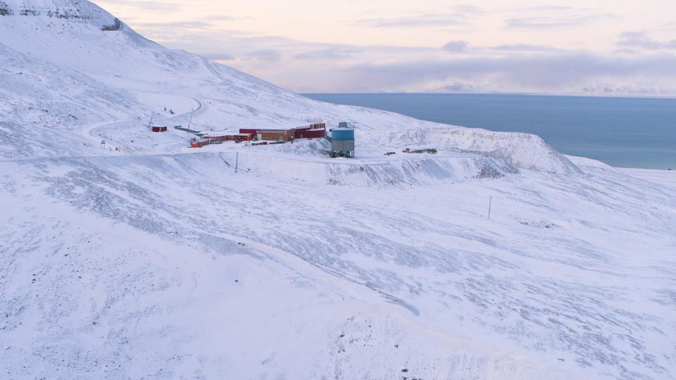 Архив открытого исходного кода успешно сохранён в арктическом хранилище