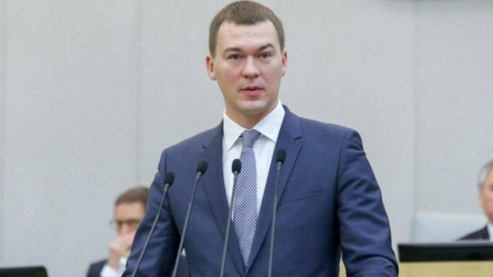 Дегтярев рассказал, почему не выйдет к митингующим в Хабаровске