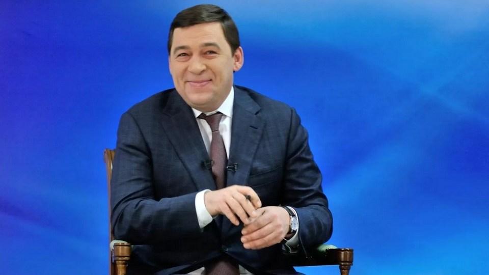 Куйвашев занял 48 место в рейтинге российских губернаторов в июне 2020 года