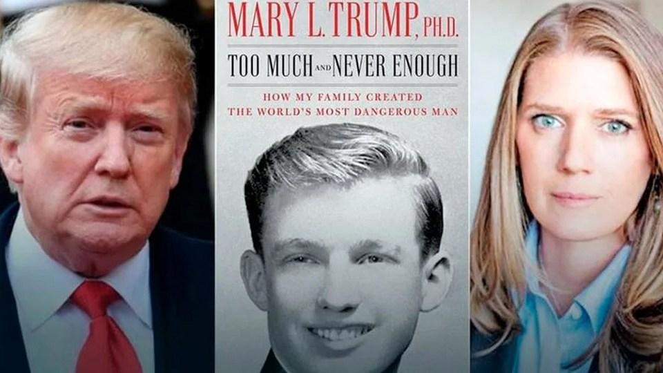 Племянница Трампа посоветовала дяде уйти в отставку