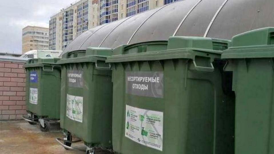 """ЖК """"Альпийский"""" стал первым участником эксперимента по раздельному сбору мусора в Каменске-Уральском"""