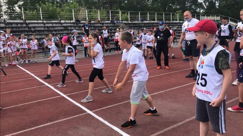 В Каменске-Уральском прошло первенство города по ОФП, участвовали более 100 человек