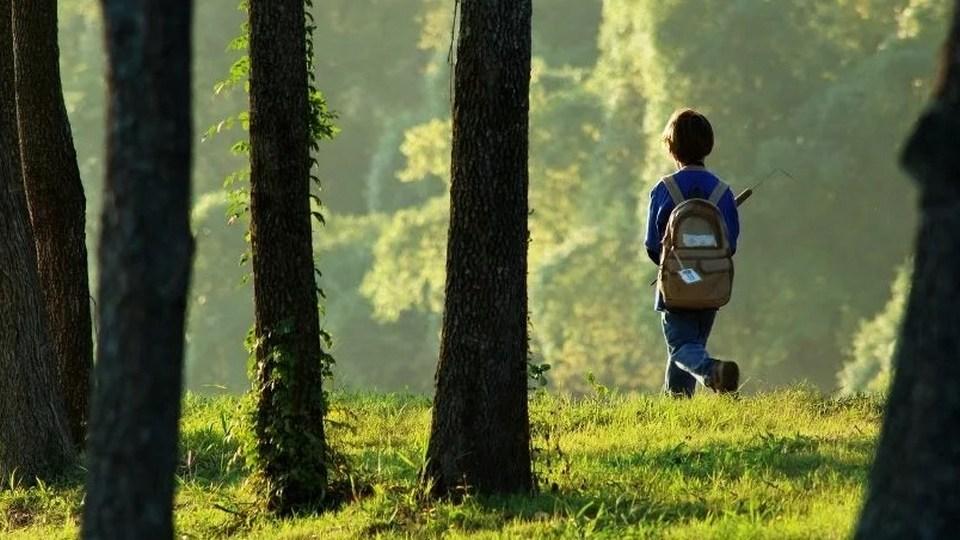 В Подмосковье двухлетний мальчик сбежал от отчима-тирана