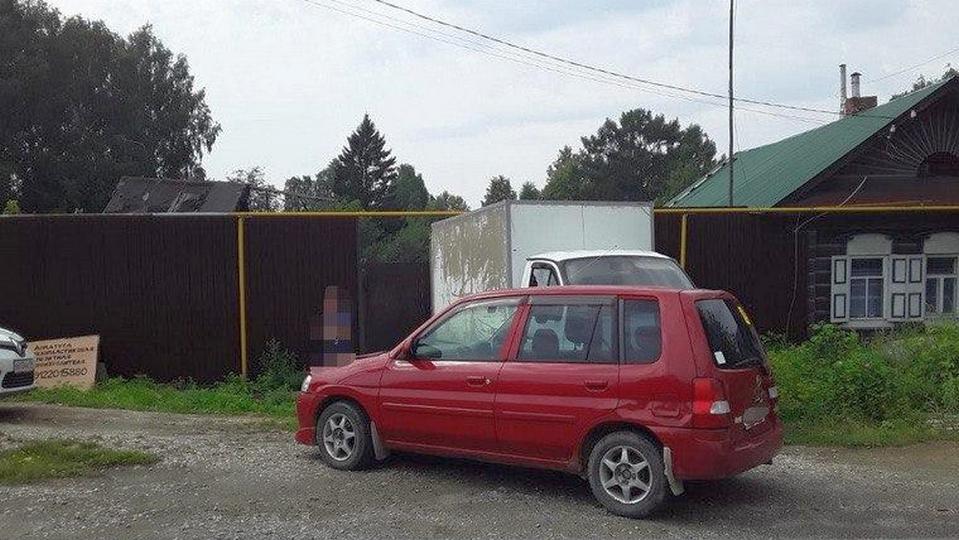 10-летний мальчик из Березовского за два дня угнал два автомобиля и устроил ДТП