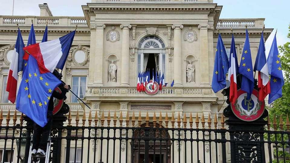 Французского офицера подозревают в передаче России секретных документов