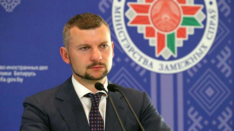 МИД Белоруссии отреагировал на заявление президента Зеленского