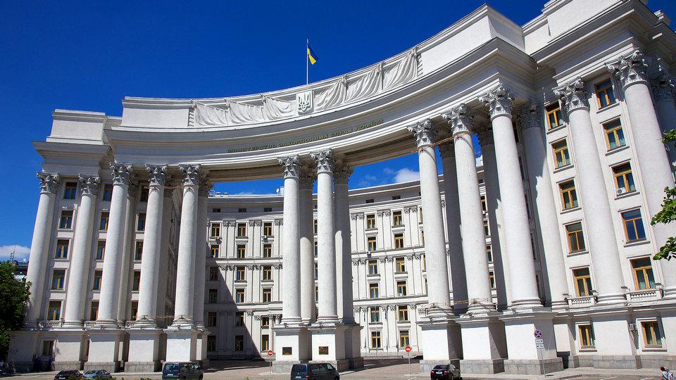МИД Украины обратился к Минску после реакции на слова Зеленского