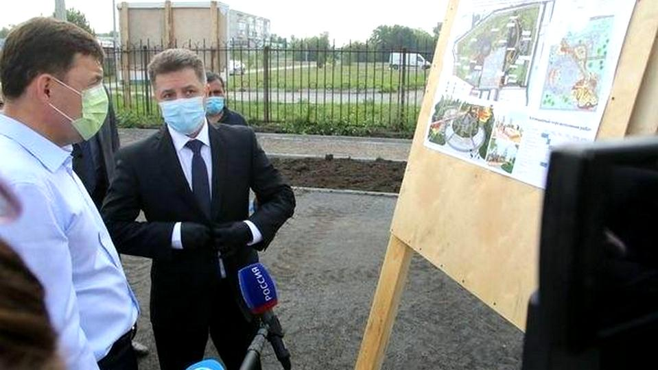 Мэр Богдановича задержан сотрудниками ФСБ