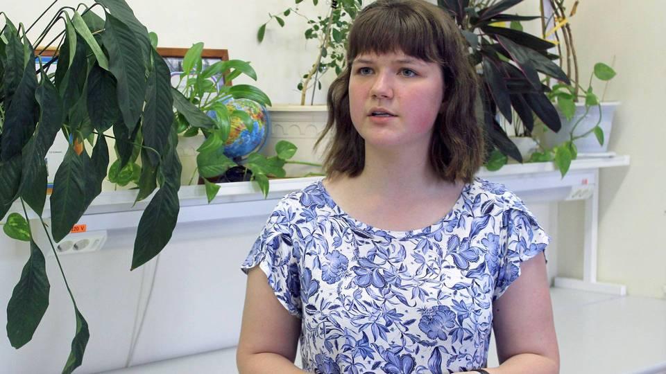 Анастасия Пределина из Екатеринбурга стала одной из двух школьников в России, набравших 400 баллов на ЕГЭ