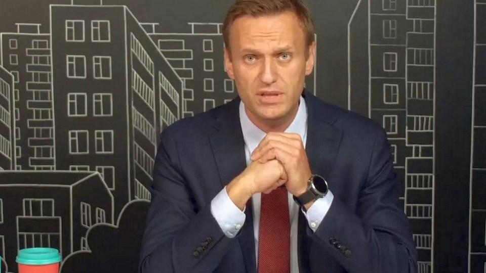 Навального отравили в Томске