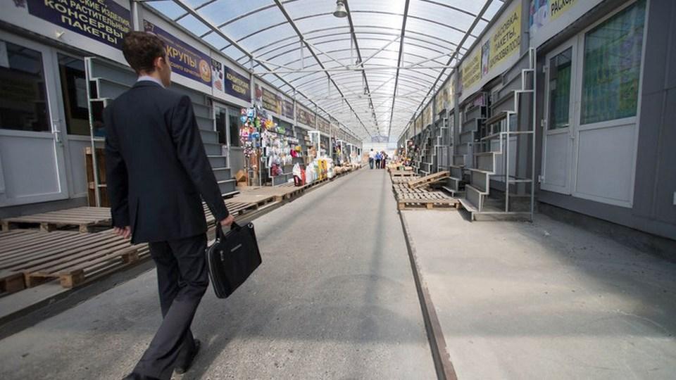 Кировский оптовый рынок в Екатеринбурге снесут