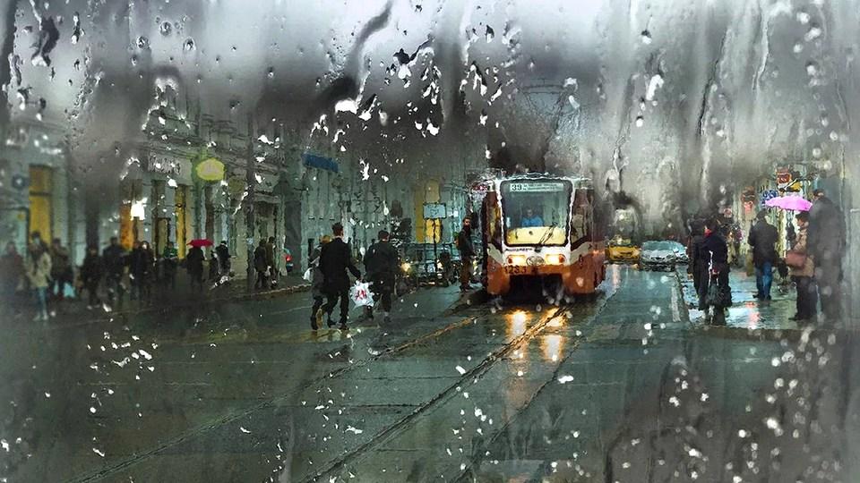 Резкое похолодание пообещали москвичам на новой неделе