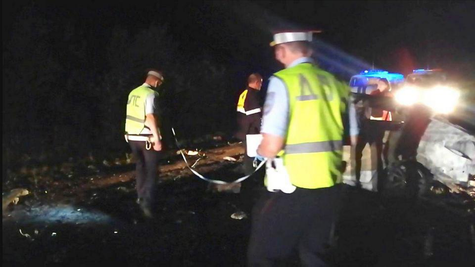Семейная пара погибла в ДТП под Ирбитом