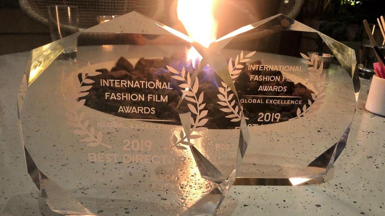 Работа уральского видеооператора признана лучшей на фестивале фэшн-фильмов La Jolla