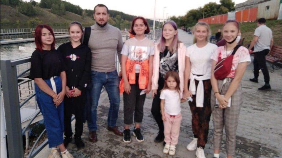 Актер Арарат Кещян посетил Каменск-Уральский и назвал его филиалом дома